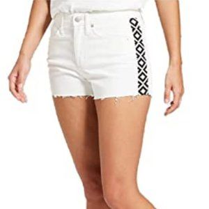 Universal Thread High Rise Shortie Shorts Size 10